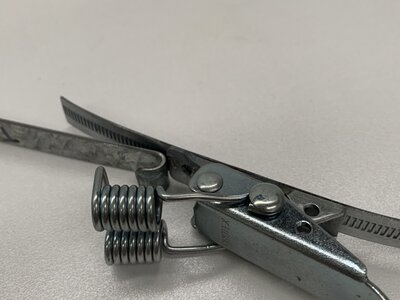 Quality Quick Release Buckle with Springs