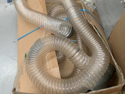 Flexible Ducting in various sizes
